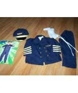 Toddler Size 2-4 Forum Novelties Airline Pilot Halloween Costume Plane C... - $45.00
