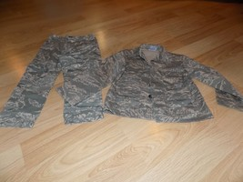 Size 4 Trooper USAF United States Air Force Military Fatigues Costume Di... - $45.00