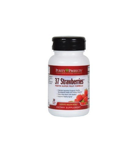 Purity Products -37 Strawberries Fisetin Super Fruit Formula [Health and Beauty]