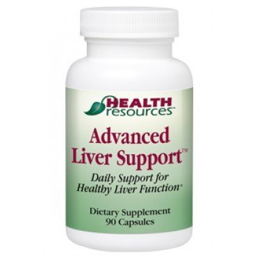 Advanced Liver Support [Health and Beauty]