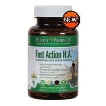 Fast Action H.A. Super Formula by Purity Products - 60 Tablets [Misc.] - $48.31