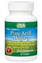 Pure Krill Mega-3 (60 softgels) [Health and Beauty] - $39.18