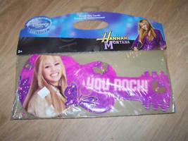 8 Disney Store Hannah Montana Guitar Thank You Cards - $10.00