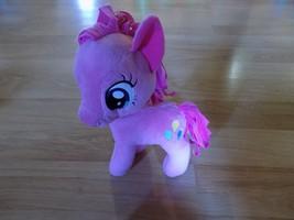 """My Little Pony Pinkie Pie 11"""" Plush Stuffed Pink Horse Balloon Rump 2012... - $20.00"""