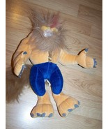 "Disney Beauty and the Beast 15"" Plush Beast Doll Stuffed Animal EUC - $35.00"