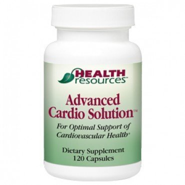 Advanced Cardio Solution [Health and Beauty]