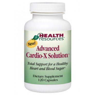 Advanced Cardio-X Solution [Health and Beauty]
