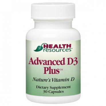 Advanced D3 Plus [Health and Beauty]