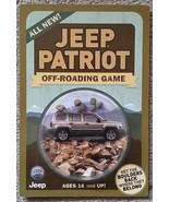 2007 Jeep PATRIOT intro sales brochure folder US 07 boulder game - $10.00