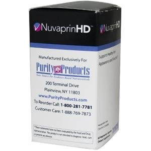 Nuvaprin HD by Purity Products - 60 vegetarian capsules [Health and Beauty]