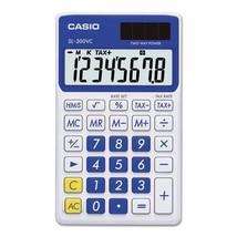 Casio® SL-300SVBE Handheld Calculator - €36,38 EUR