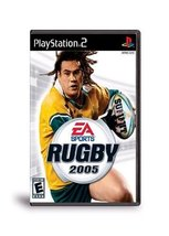 EASports Rugby 2005 - PlayStation 2 [PlayStatio... - $14.83