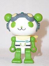 Japan Mega House P Z Pan Taron Collection Panda Z   Block Type Mini Figure   V... - $21.59
