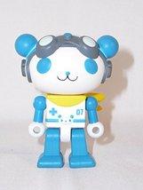 Japan Mega House P Z Pan Taron Collection Panda Z   Block Type Mini Figure   V... - $24.29