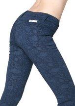 Flower Printed Jeans (5) - $49.49