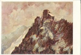 Germany, Zugspitzgipfel, nach einem Gemalde von R. Kumpf, 1950 used Post... - $7.99
