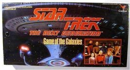 Star Trek The Next Generation Game of the Galaxies NIB 1993  - $49.99