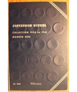 Jefferson Nickel Complete 1938 - 1961 Collection - $149.00
