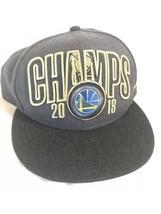 NEW ERA Golden State Warriors 2018 NBA Finals Champs Locker Room Snapbac... - $418,56 MXN