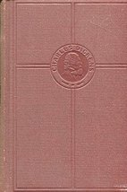 CHRISTMAS STORIES AND OTHER STORIES by Charles Dickens /HOUSEHOLD WORDS+... - $98.01