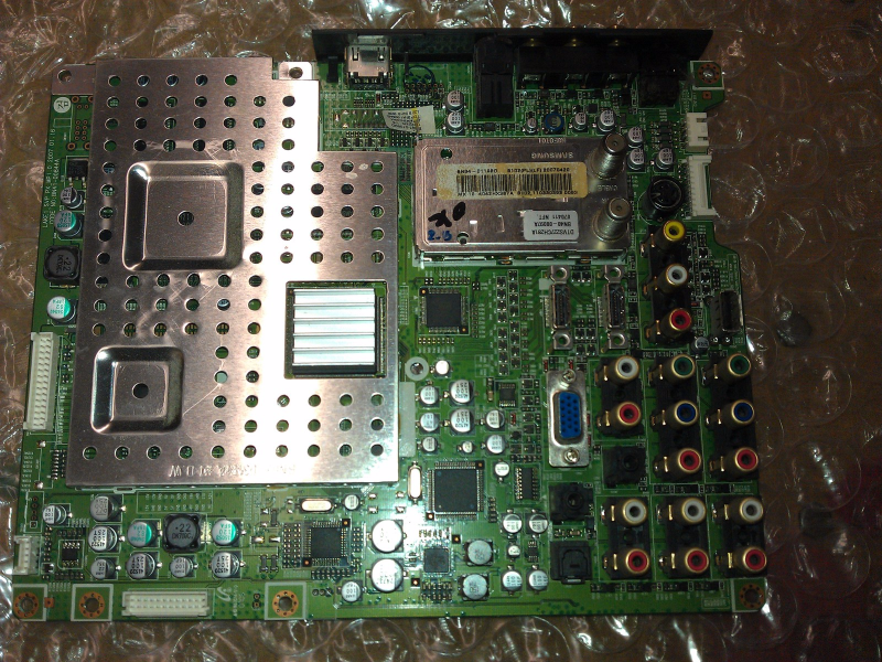BN94-01188D Main Board From Samsung LNT4032HX/XAA LCD TV