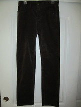 Michael Kors Handsome Straight Corduroy Casual Men's Pants Brown 31W x 33L $145 - $56.99