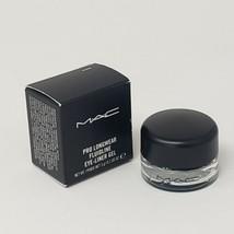 New Authentic MAC Pro Longwear Fluidline Eye Liner Gel SIAHI  - $22.44