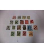 Lot of 19 Assorted Vintage Germany Postage Stamps 1869-1923 Make Offer - $21.18