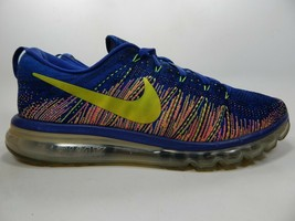 Nike Air Max Flyknit ID Size US 14 M (D) EU 48.5 Men's Running Shoes 845615-994