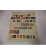 Lot of 70 Official Germany Postage Stamps 1921-1923 on Scott page - Make... - $36.33