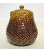 Brown Drip Glazed Fire Bowl 3 Piece - $44.54