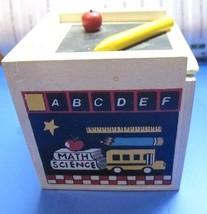 WoodenTeacher stuff box - $7.73