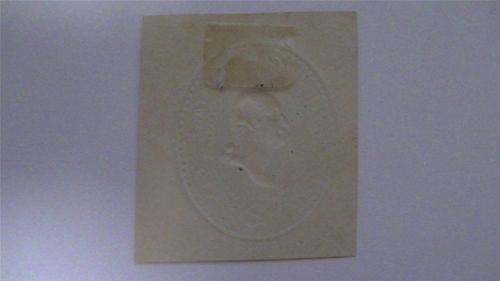 Uncommon Washington Cream Paper Light Green USA 2 Cent  Envelope Stamp