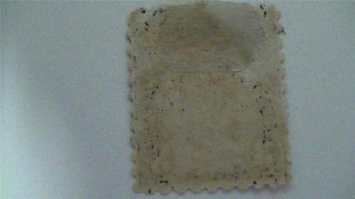 Old Lincoln Violet Vintage USA Used 3 Cent Stamp