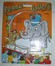 Vintage Peanut Gallery Game # 549 Smethport Co. Elephant with Peanuts - $8.99