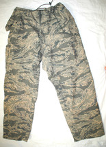 USAF APECS ABU GORE TEX TIGER STRIPE ALL PURPOSE PANTS - X-LARGE LONG #2 - $54.45