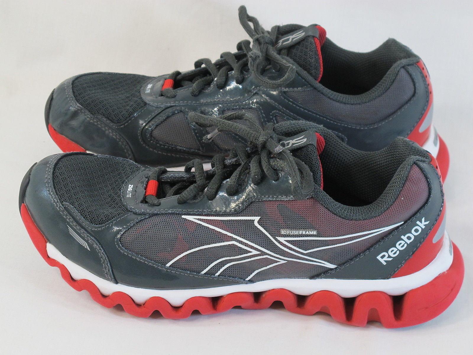 Reebok ZigLite Rush Lightweight Running Shoes Men s Size 6 US EUC 48a4e0446