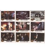 1989 Batman Card Lot #10 Cards #94,95,97,100,101,102,103,104 & 105 Joker... - $4.95