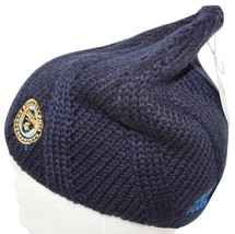PHILADELPHIA UNION MLS SOCCER - DARK BLUE BEANIE CAP ONE SIZE NO CUFF NE... - $13.88