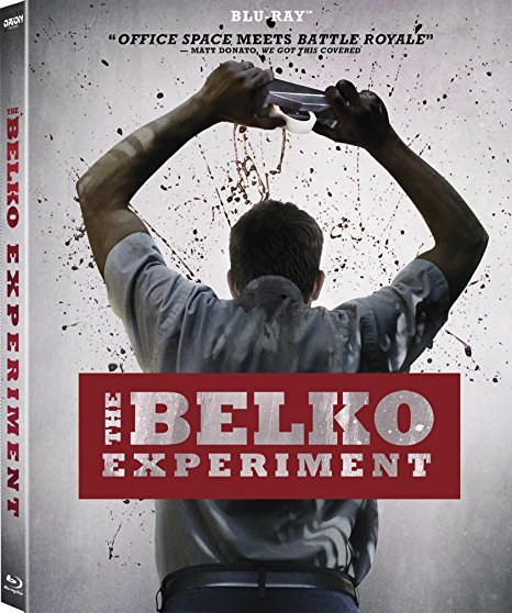 The Belko Experiment [Blu-ray, 2017]