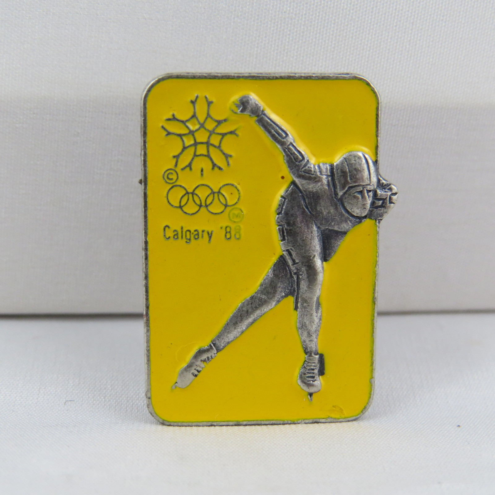 Primary image for 1988 Winter Olympic Games - Esso Canada - Collector Series Pin - Speed Skating