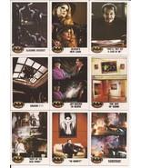 1989 Batman Card Lot #6 Cards #44,45,48,62,68,71,73,88 & 98 Joker Vicki ... - $4.95