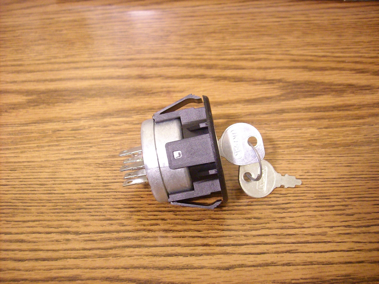 Ignition starter switch for Ariens mini zoom 1640, 1844, 2048, 2252, 1540, 1640