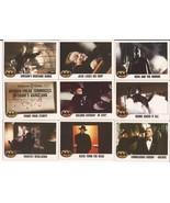 1989 Batman Card Lot #4 Cards #31,32,33,34,36,38,39,40, & 43 Joker Vicki... - $4.95