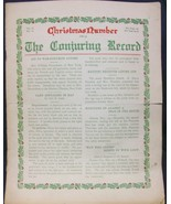 The Conjuring Record Christmas Number 1914 - $31.89