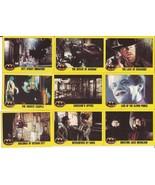 1989 Batman Card Lot #1 Cards #142,143,157,168,173,244,253,258, & 263 Joker - $4.95