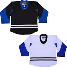 Customized NHL Style Replica Hockey Jersey w/ NAME & NUMBER  Tampa Bay Lightning - $39.72+