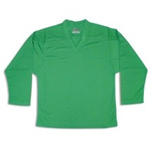 Hockey Jersey Practice  Dry Fit Edge Inspired  Solid Colors  Senior Sizes - $13.13+