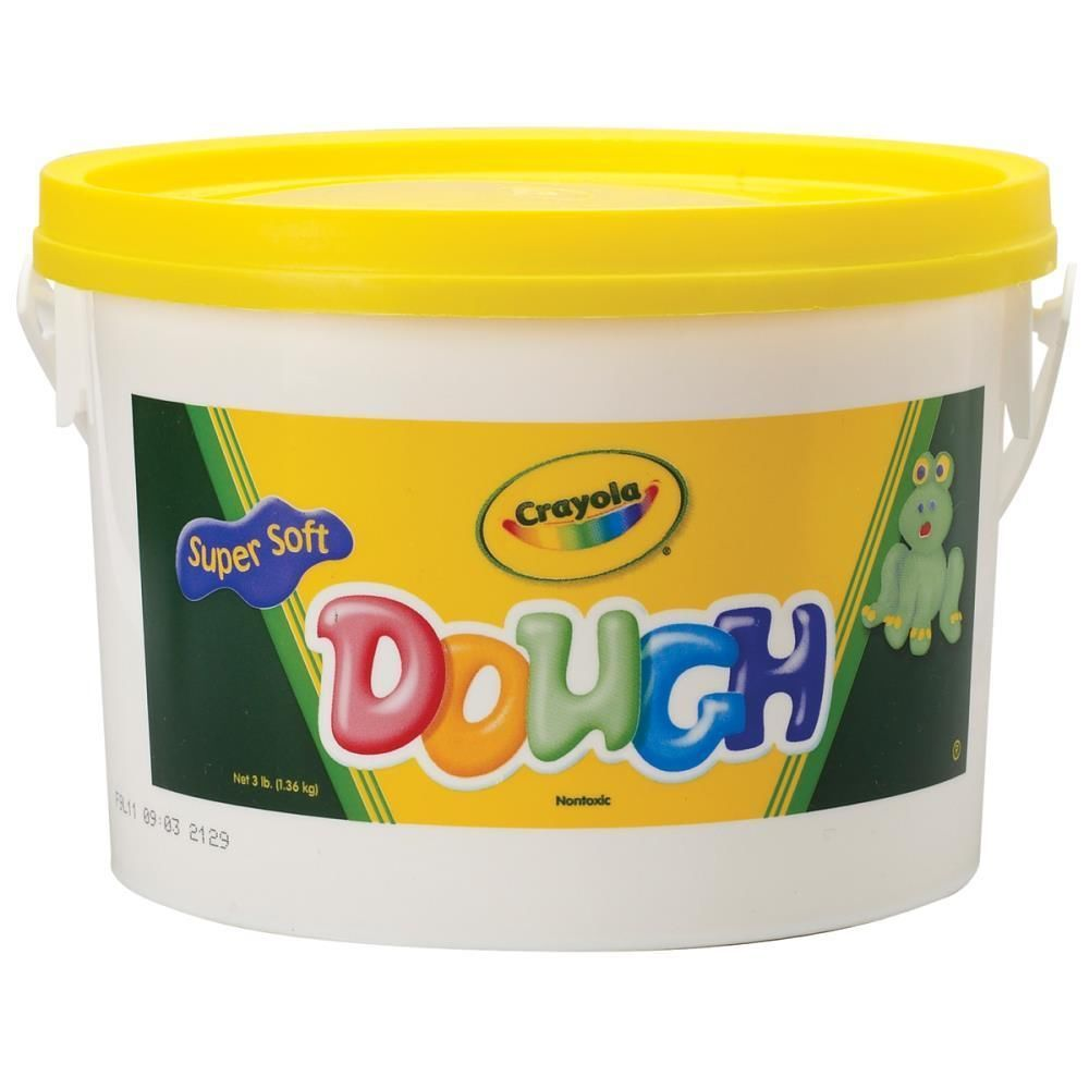 Crayola Dough 3lb Yellow