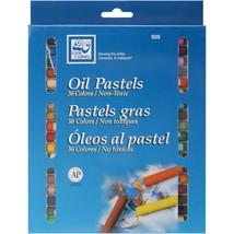 Oil Pastels 36 Pkg - $6.85